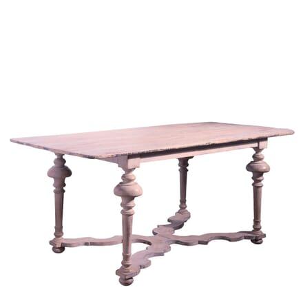 18th Century Italian Pine Dining Table TC129819