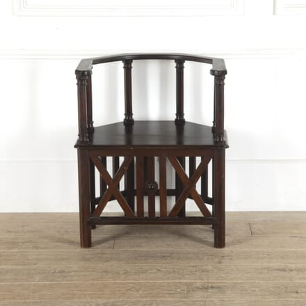Arts & Crafts Mahogany Chair CH7812304