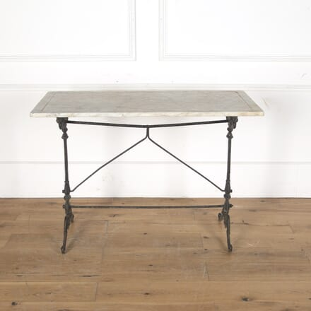 Bistro Table with Marble Top LT7313378
