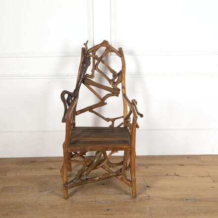 Black Forest Twig Chair CH5512519