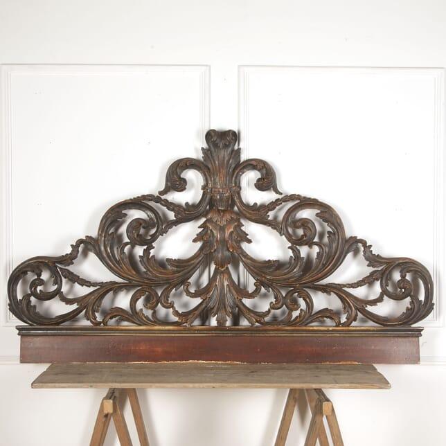 Carved Bedhead BD5512514