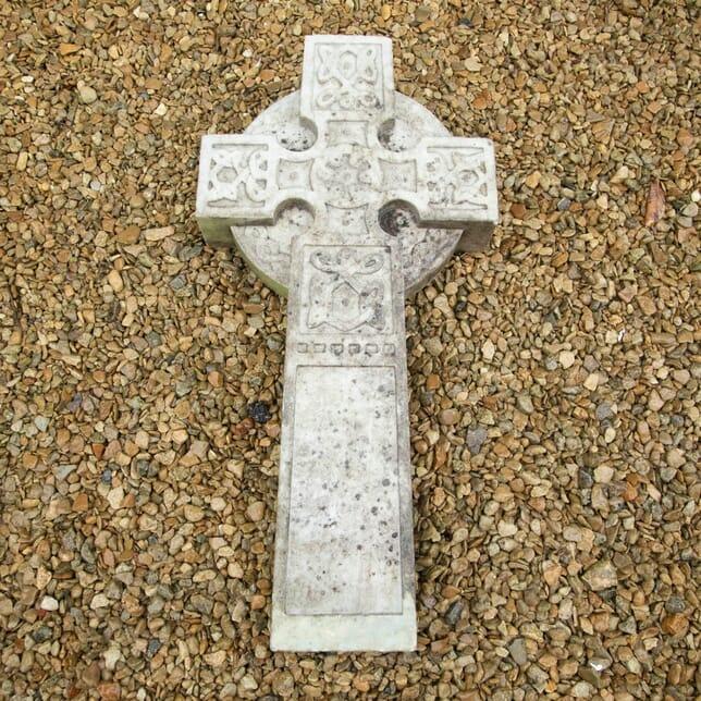 Carved Marble Celtic Cross GA4210984
