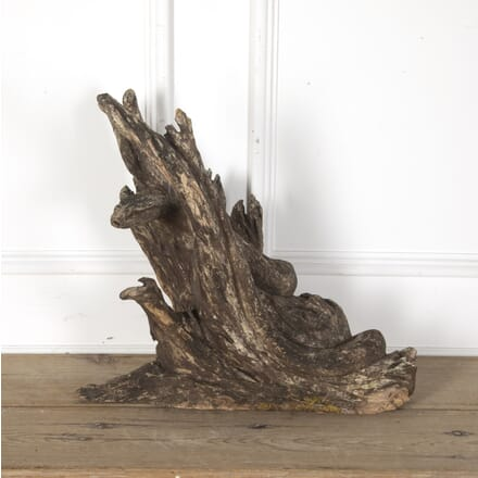 Carved Wooden Snake DA3612465