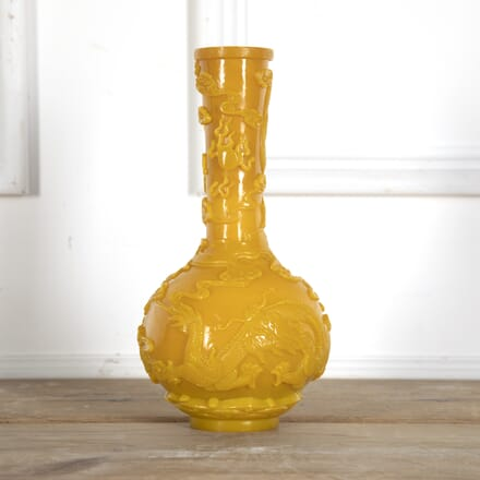 Chinese Dragon Bottle Vase DA9012944