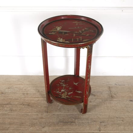 Chinoiserie Lamp Table TC5212671
