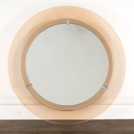 Circular Mirror by Cristal Art MI3013175