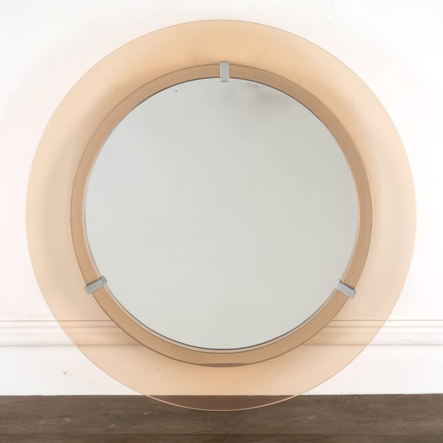 Circular Mirror by Cristal Art MI3013175