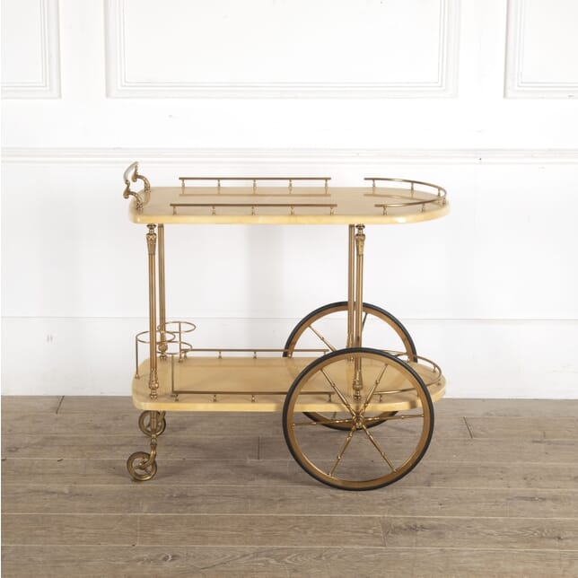 Cocktail Trolley by Aldo Tura DA3012783