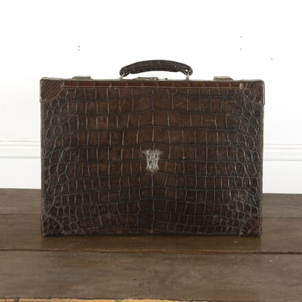 Crocodile Suitcase OF7812315