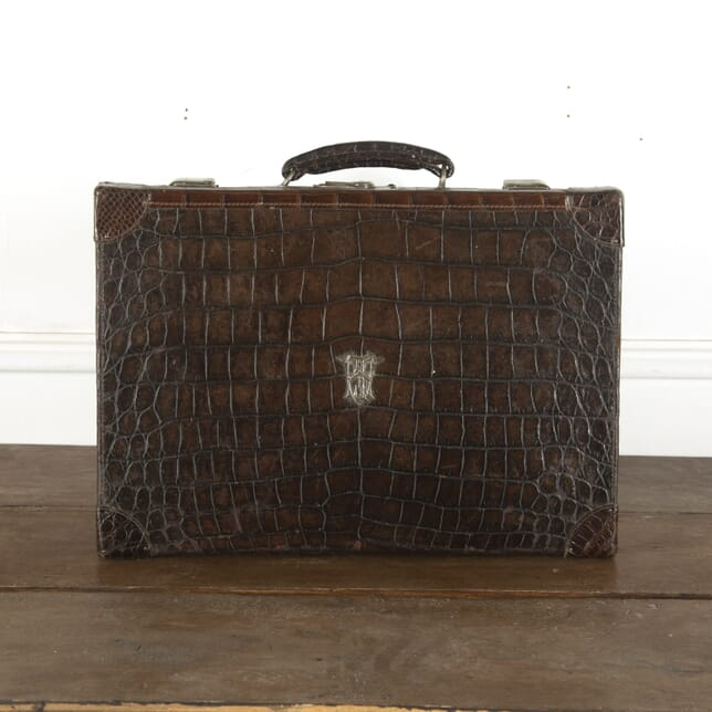 Crocodile Suitcase OF7812315