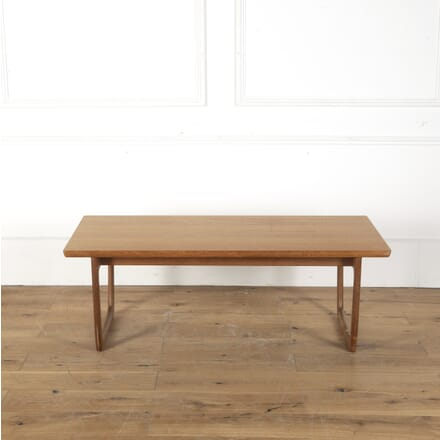 Danish Teak Coffee Table by France and Son CT2712585