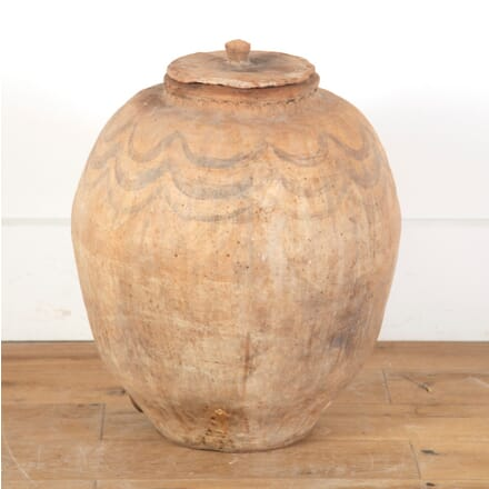 Early 18th Century Terracotta Pot GA9011642