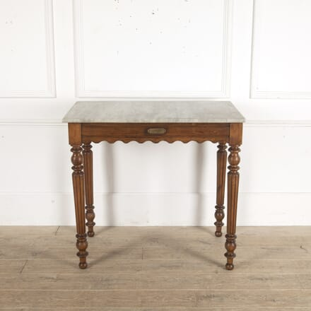 French Boucherie Presentation Table CO1512983