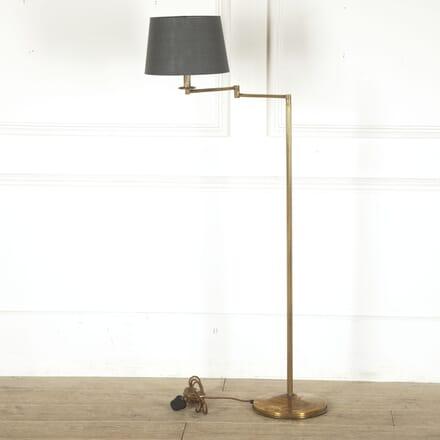 French Brass Reading Light LF4512404