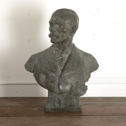 French Bronze Bust GA7712362