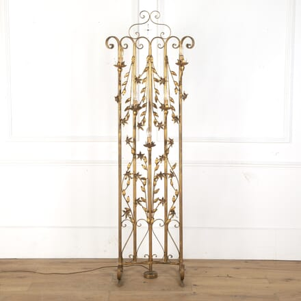 French Mid Century Standing Chandelier LF5913261