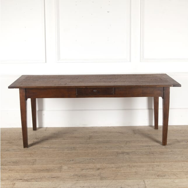 French Oak Refectory Table TD4812742