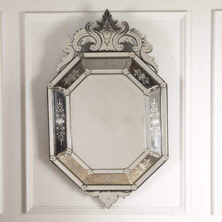 French Venetian Mirror MI4813152