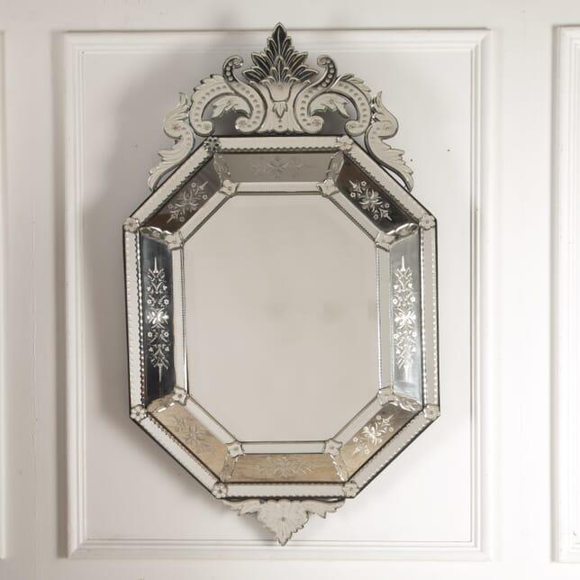 French Venetian Mirror MI4813152