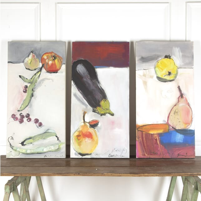 Fruit and Vegetable Paintings WD7812321