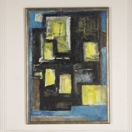 Geometric Abstract Painting WD3012794