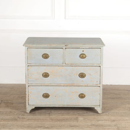 George III Chest of Drawers with Original Paint CC0913405
