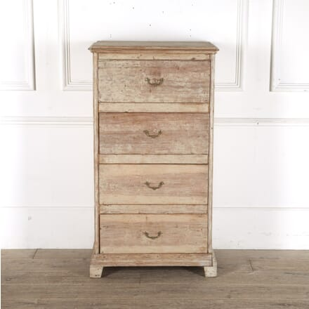 Gustavian Chest of Drawers c.1800 CC9013197