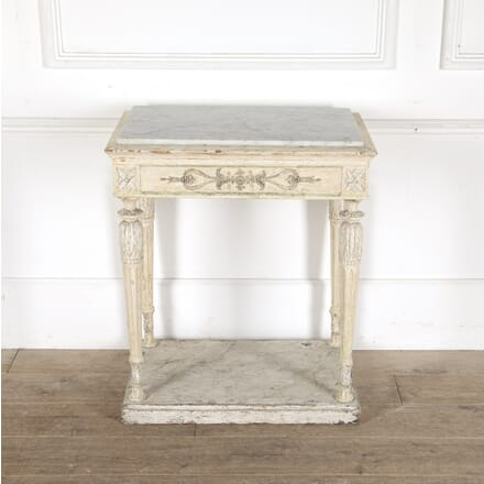 Gustavian Console Table CO9013206