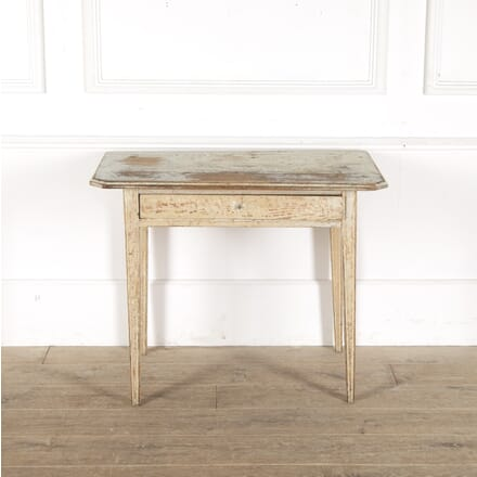 Gustavian 18th Century Side Table CO9013202