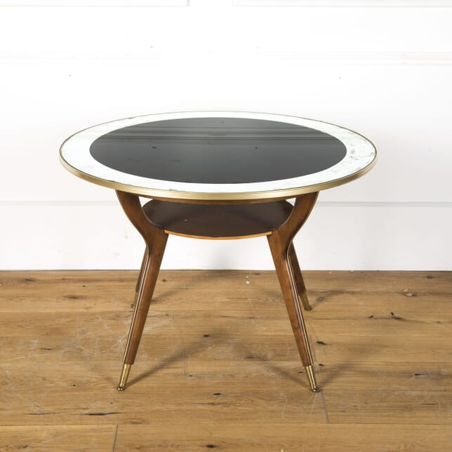 Italian Mid Century Occasional Table TC7312453
