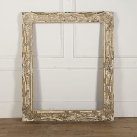Substantial 19th Century Frame with Moulded Detail and remains of Original Gilding. WD9012424