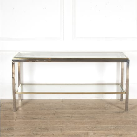 Large Console by Willy Rizzo CO3013342