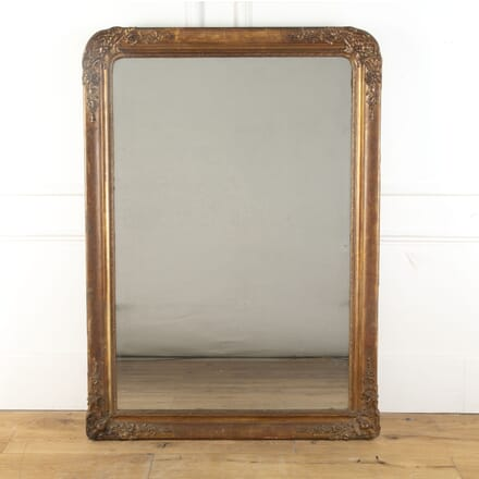 Large French 19th Century Mirror MI3713128