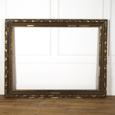 Large Gesso and Gilt Mirror Frame MI7312441