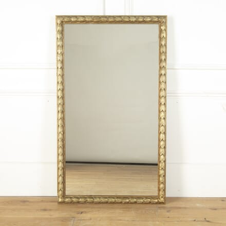 Large Gilded Mirror MI4313387