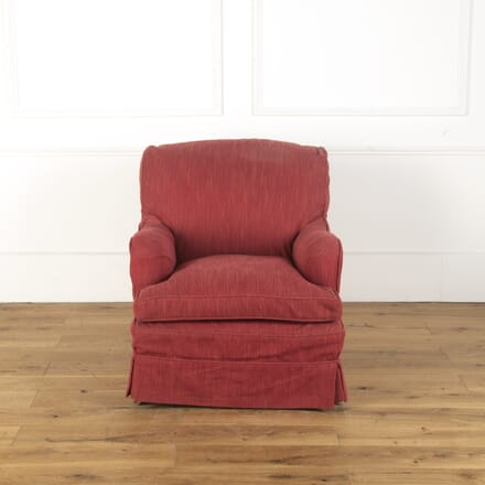 Large Howard & Sons 'Harley' Armchair CH2712591