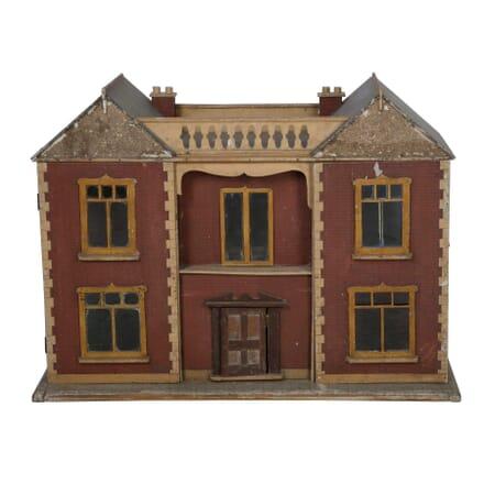 Large Wooden Dolls House DA5558005