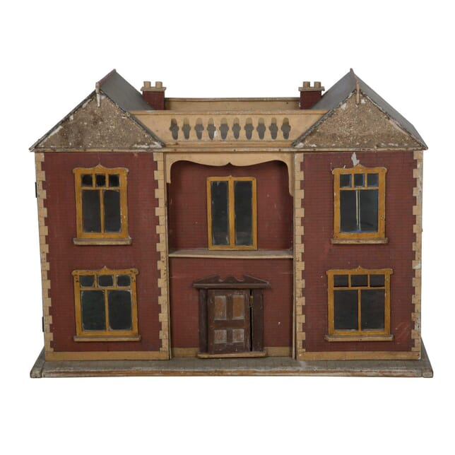 Large Wooden Dolls House DA5558005