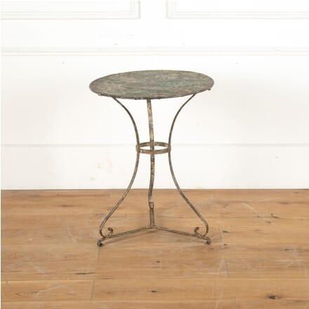 Late 19th Century French Garden Table GA9011628