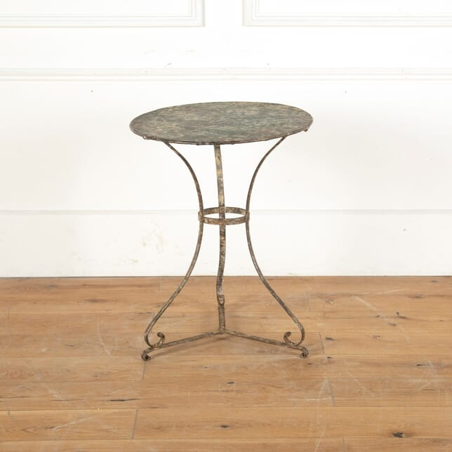 Late 19th Century French Garden Table GA9011628