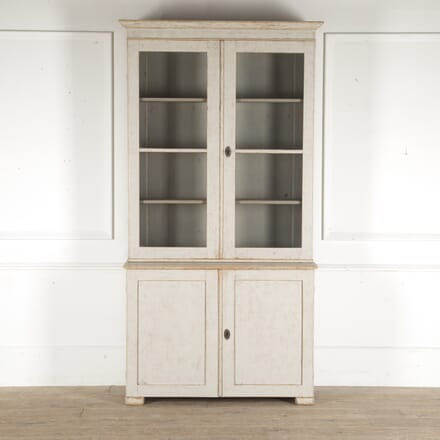 Late 19th Century Swedish Bookcase BK9013210
