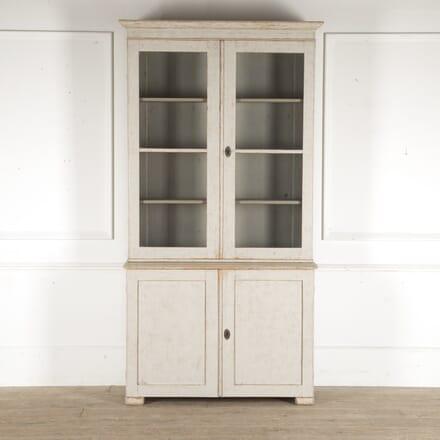 Late 19th Century Swedish Bookcase BK9013210
