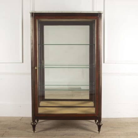 Louis XVI Revival Display Cabinet BK1512969