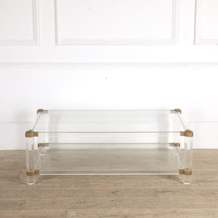 Lucite Coffee Table CT4813153