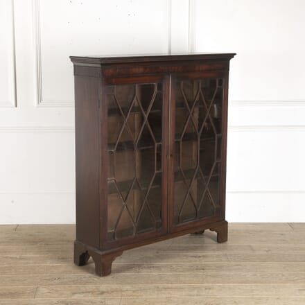 Mid 19th Century Free Standing Glazed Bookcase BK8812428