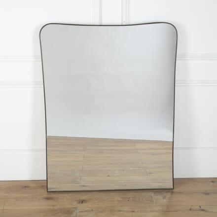 Mid 20th Century Brass Framed Italian Mirror MI5712556