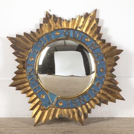 Motto Sunburst Mirror MI1513029