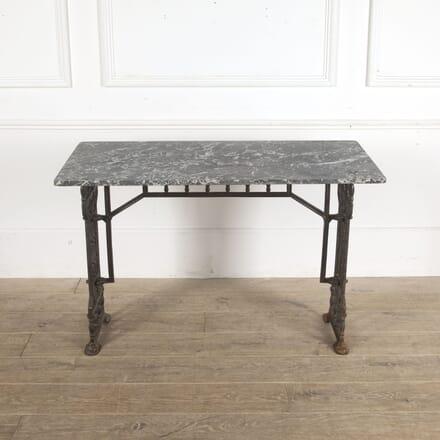 Neo-Gothic Style Bistro Table GA1512984