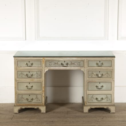 Original Painted Victorian Desk DB7812310