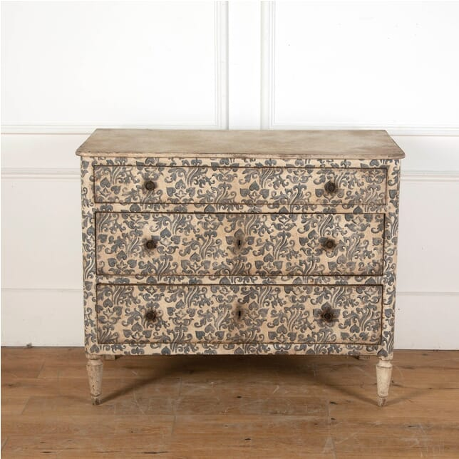 Painted French Commode CC9011639
